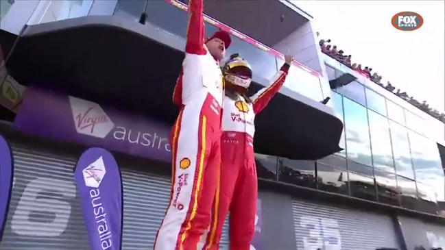 McLaughlin is Bathurst champion for the first time in his career