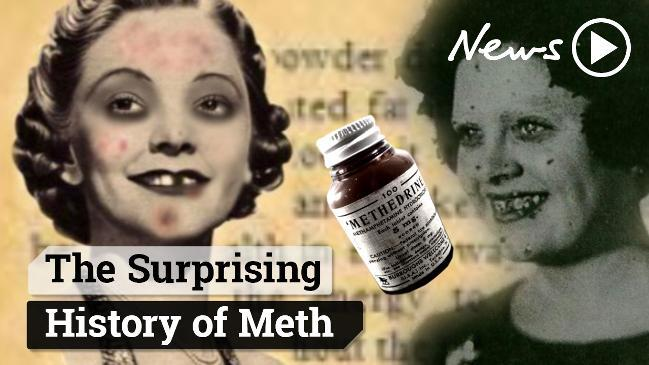 Methamphetamine history: Hilarious ads from when meth was an