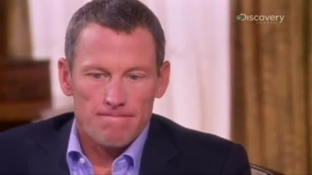 Armstrong describes doping program