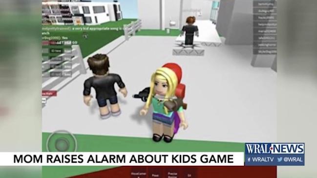 Roblox game: 7yo character 'gang raped', mum outraged - Kidspot