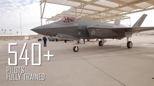 F-35B stealth fighter crashes in South Carolina