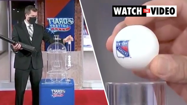 NHL Draft blooper sparks wild conspiracy theory (NBCSN)