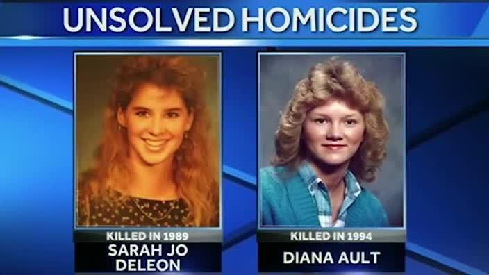Cold case breakthroughs: Police claim DNA links real estate agent