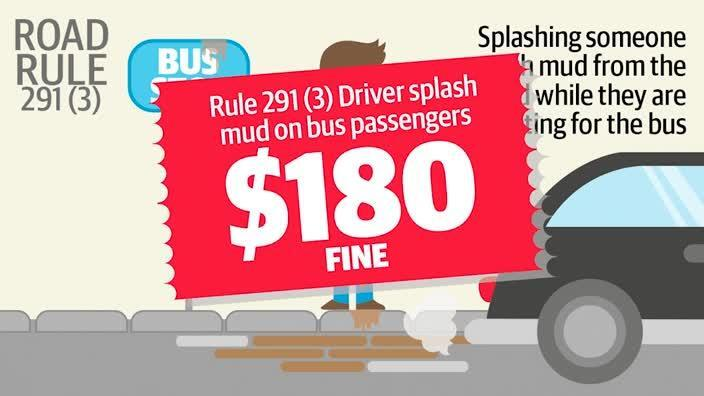 Road rules in Australia: Is this nation's most obscure road law?
