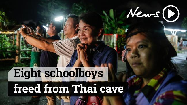 Thailand cave rescue: Soccer coach 'loves the boys more than
