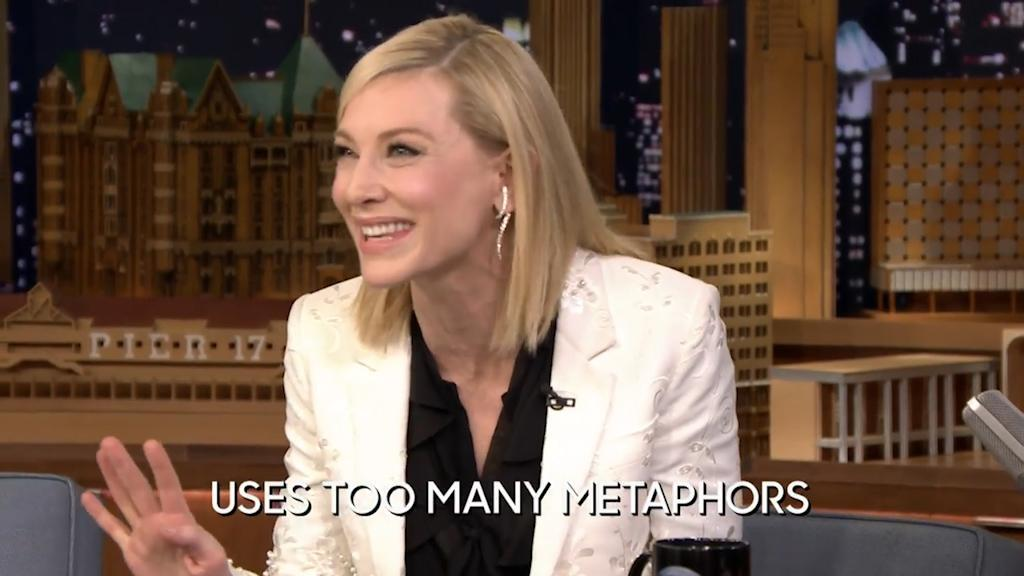 Cate Blanchett's adopted daughter Edith is almost a spitting