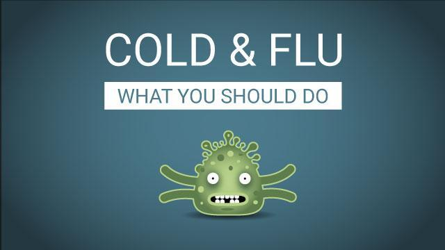 Cold and flu: How long am I contagious for?   Ask a GP