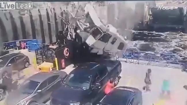 Liveleak Fatal Work Accidents