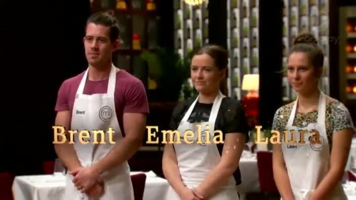 er brent og emelia dating Masterchef
