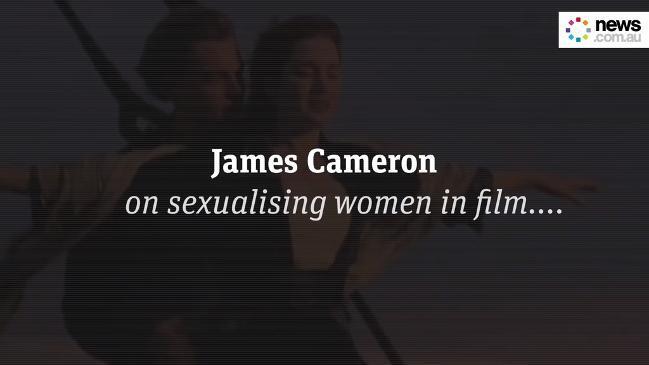 James Cameron: Alien scene with Sigourney Weaver 'stepped