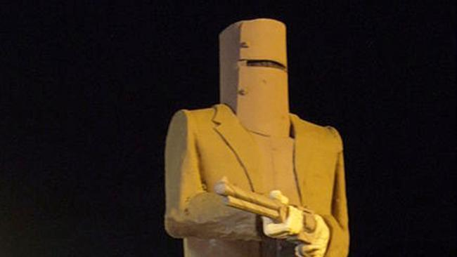 Ned Kelly's last words were not 'such is life', Queensland