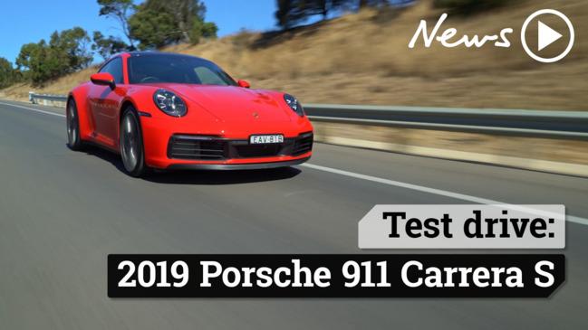 New Porsche 911 Tested World S Best Sports Car