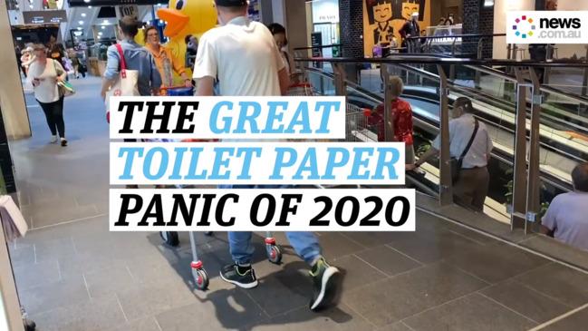 Resultado de imagen de toilet paper hording meme