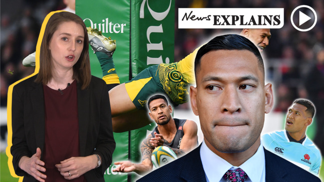 What's next for Israel Folau and Rugby Australia?