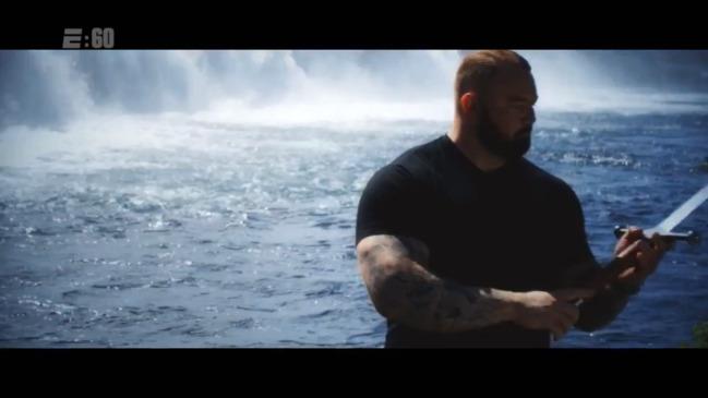 Strongman: Beyond the mountain (trailer)