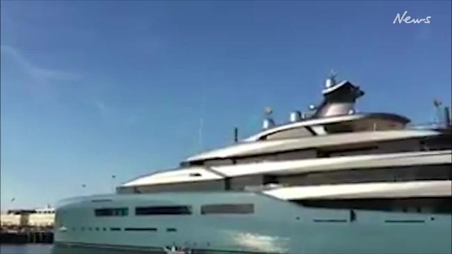 $337m luxury yacht allegedly bought with proceeds of looting