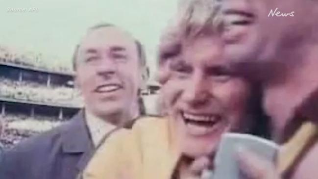 "John Kennedy Sr's iconic speech - ""Do Something"""