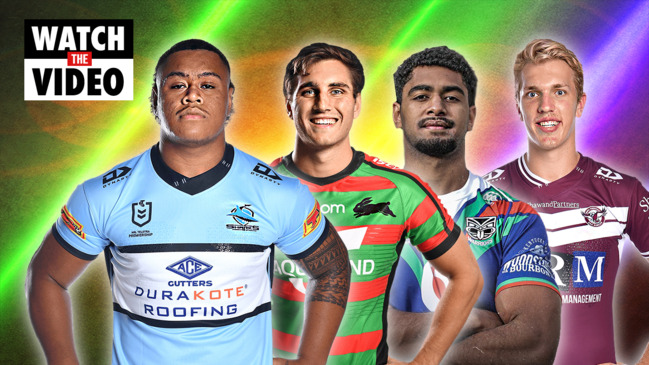 Rising stars at NRL clubs