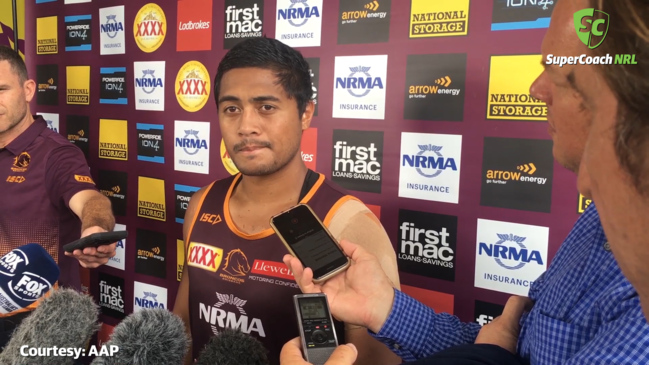 Broncos' star Anthony Milford discusses his recent injury scare