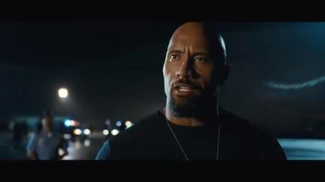 Dwayne 'The Rock' Johnson, Vin Diesel: Behind Fast & Furious