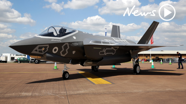 F-35 planes: Fighter jets land in Australia, open hundreds of new jobs