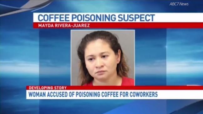 Mayda Rivera-Juarez: Woman who poisoned co-workers' coffee with Ajax