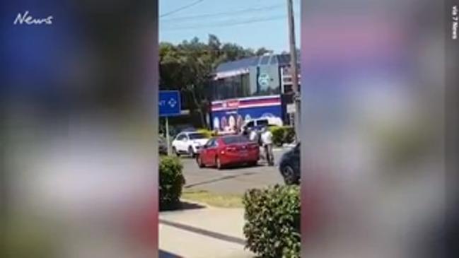 9b58026140 Rockdale and Arncliffe stabbing  Sydney attacker dead