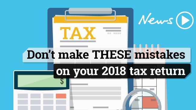 ATO tax return 2018: What will get you 'red flagged'