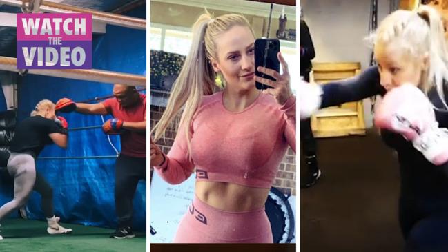 Meet Aussie boxing sensation Ebanie Bridges