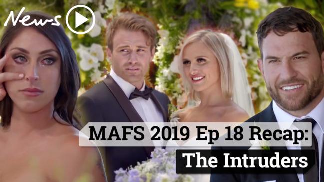 Married At First Sight 2019: James Weir recaps MAFS episode 18