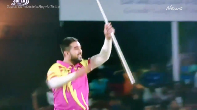 Cricket in awe of South African bowler's magical celebration