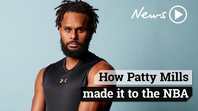 How Aussie Patty Mills made it to the NBA