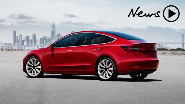 Tesla Model 3 Standard Plus Australian review, price, features