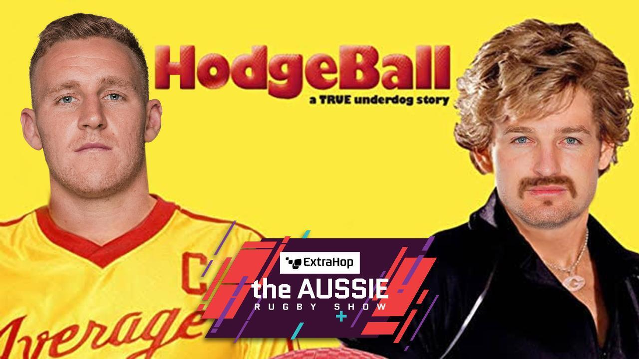 Hodgeball - A true underdog story | The Aussie Rugby Show | Episode 26