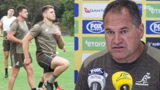 Wallabies Coach Dave Rennie On Selections For Argentina | Tri-Nations