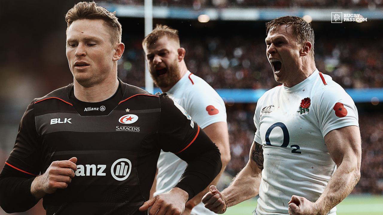 Chris Ashton | All Access