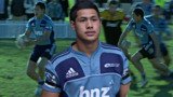 A young Roger Tuivasa-Sheck shreds the Chiefs for the Blues youth rep side