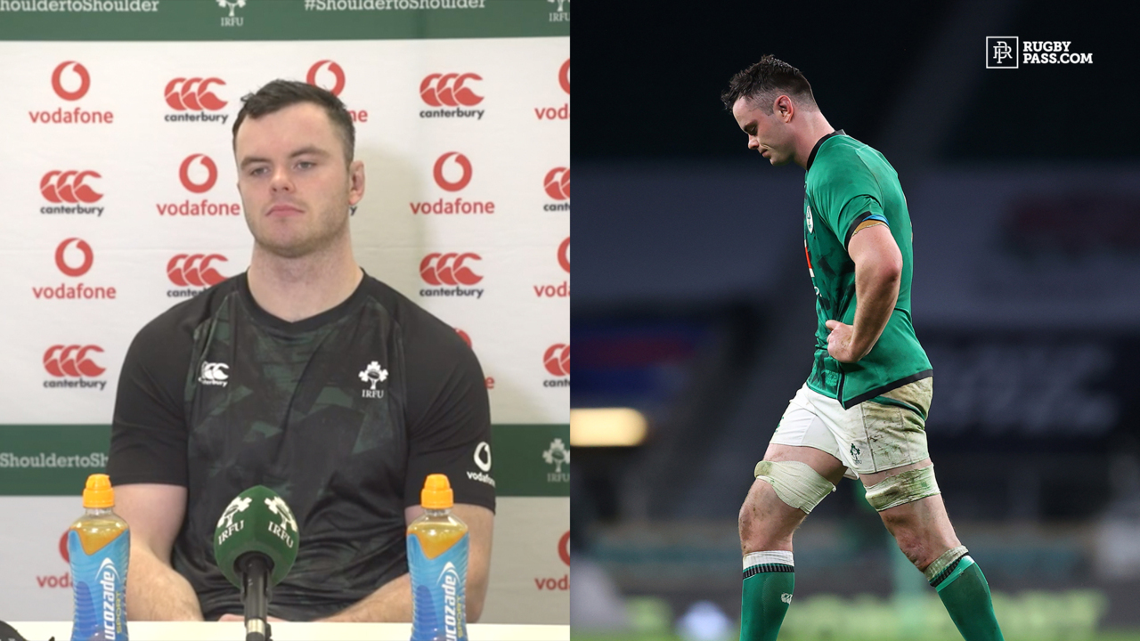 James Ryan on Irish captaincy and lineout issues | Ireland press conference | Autumn Nations Cup