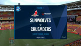Sunwolves vs Crusaders I Round 7 I Super Rugby Highlights
