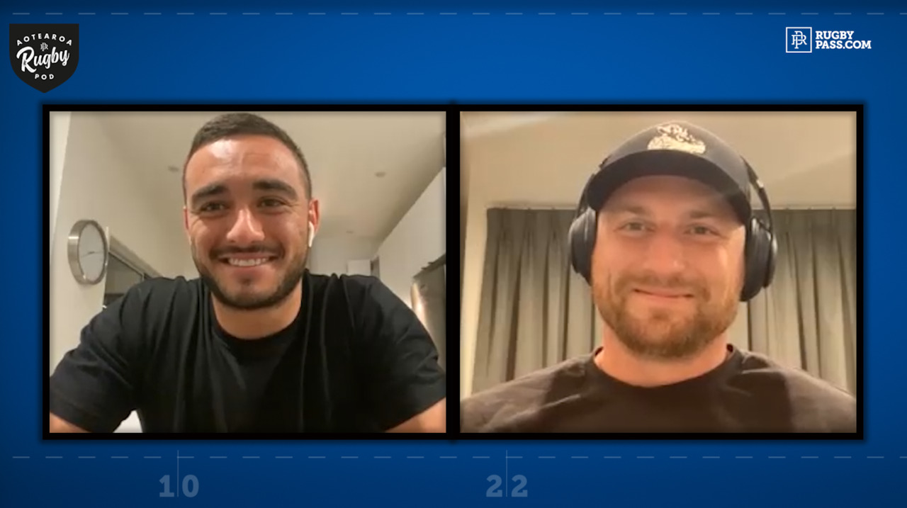 Will the Crusaders contingent be too much for the North? | Aotearoa Rugby Pod