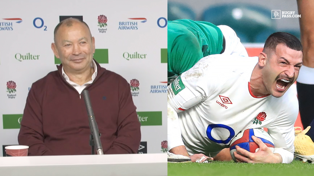 Eddie Jones & Owen Farrell press conference | ENG vs IRL | Autumn Nations Cup
