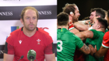 Alun Wyn Jones reflects on a another Welsh defeat | Wales Press Conference | Autumn Nations Cup | Press Conference