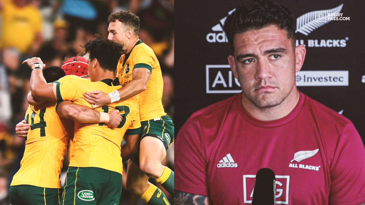 Codie Taylor talks about losing to the Wallabies in Brisbane | Post-match Press Conference