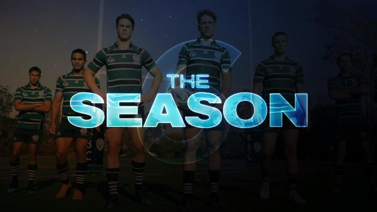 The Season | Series 6 | Brisbane Boys College 1st XV | Trailer 1