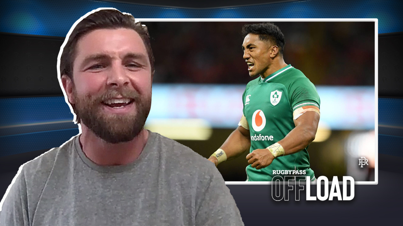 Bundee Aki's chat | Ryan Wilson | RugbyPass Offload