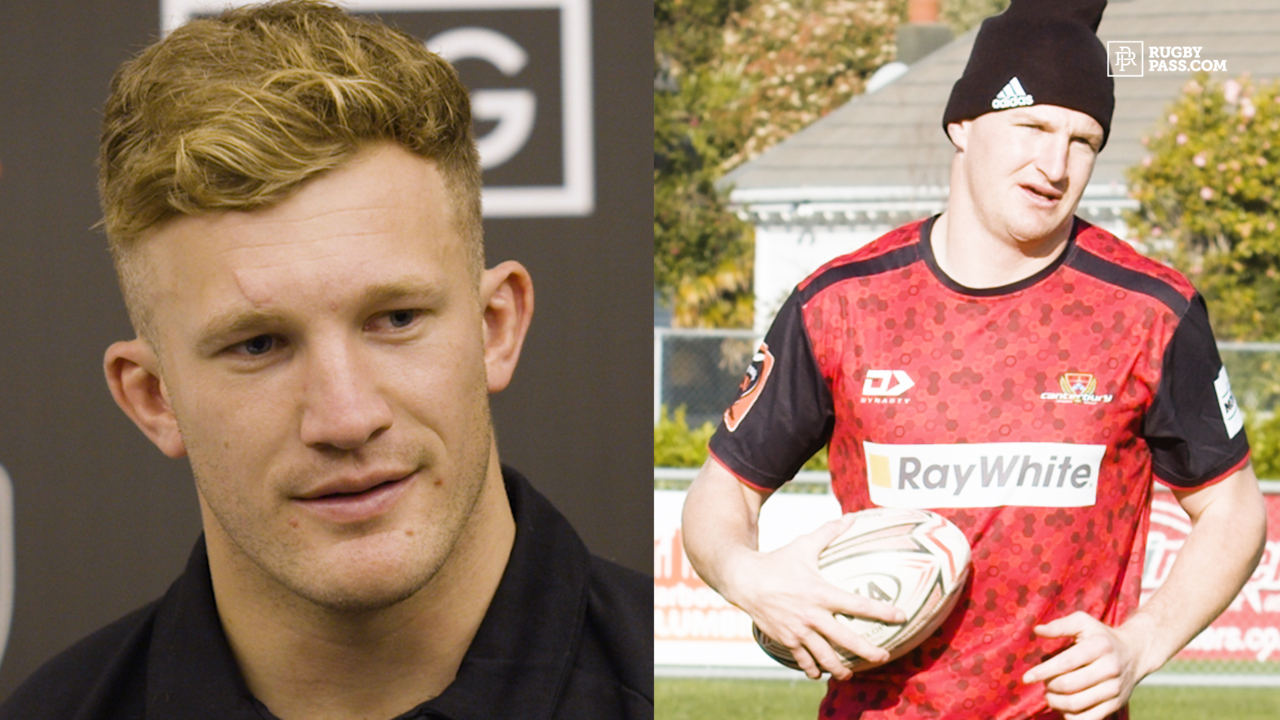 Fullbacks McKenzie and Barrett say North vs South clash will not be a kicking duel