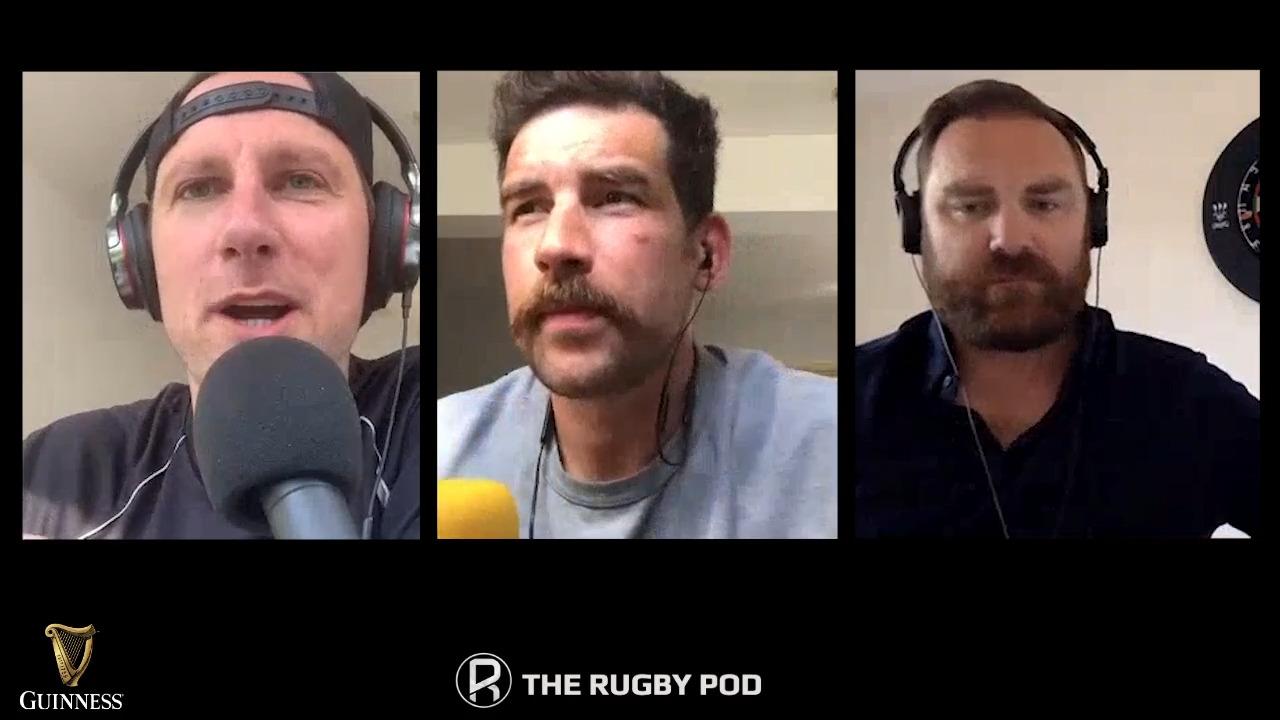 The Rugby Pod I Season 4 I Episode 34