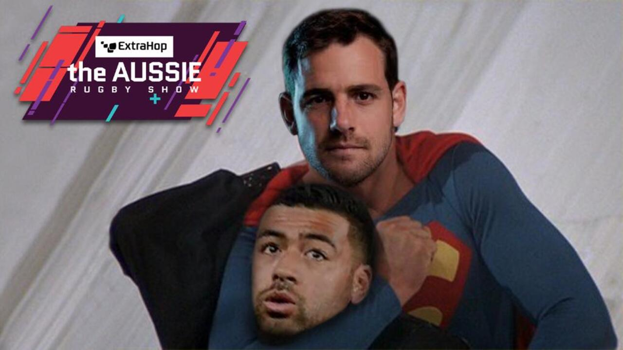 Super Sanchez strangles All Blacks | The Aussie Rugby Show ft Justin Marshall | Episode 27