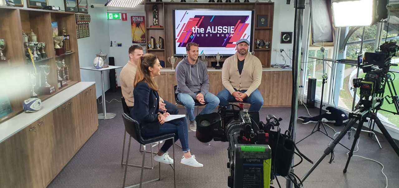 The Aussie Rugby Show - Episode 6