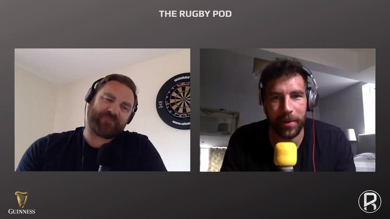 The Rugby Pod I Season 4 I Episode 40